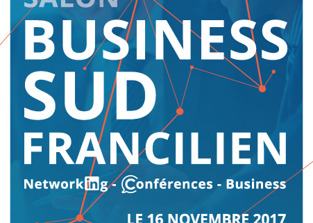 Plaquette salon Business Sud Francilien 2017